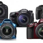 מצלמות DSLR הטובות ביותר לשנת 2015