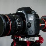 היתרונות והחסרונות של EOS-5D Mark IV