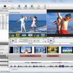 תוכנת עריכת וידאו בחינם הכוללת עבודה עם ציר זמן
