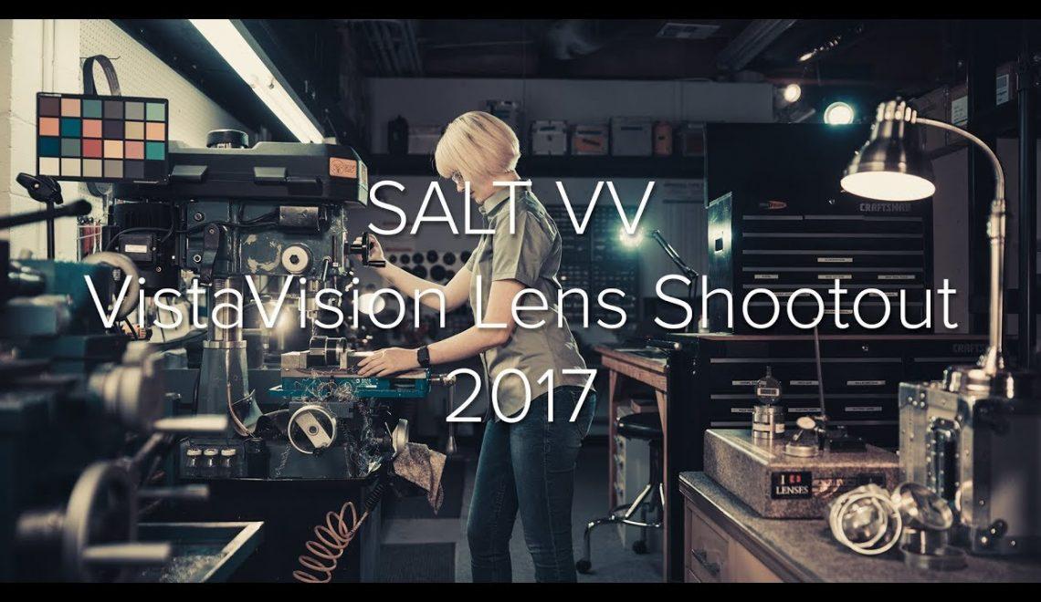 בדיקת עדשות לשנת 2017 למצלמת 8k