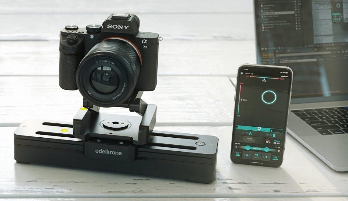 סליידר חדש למצלמות עד 9 קילו