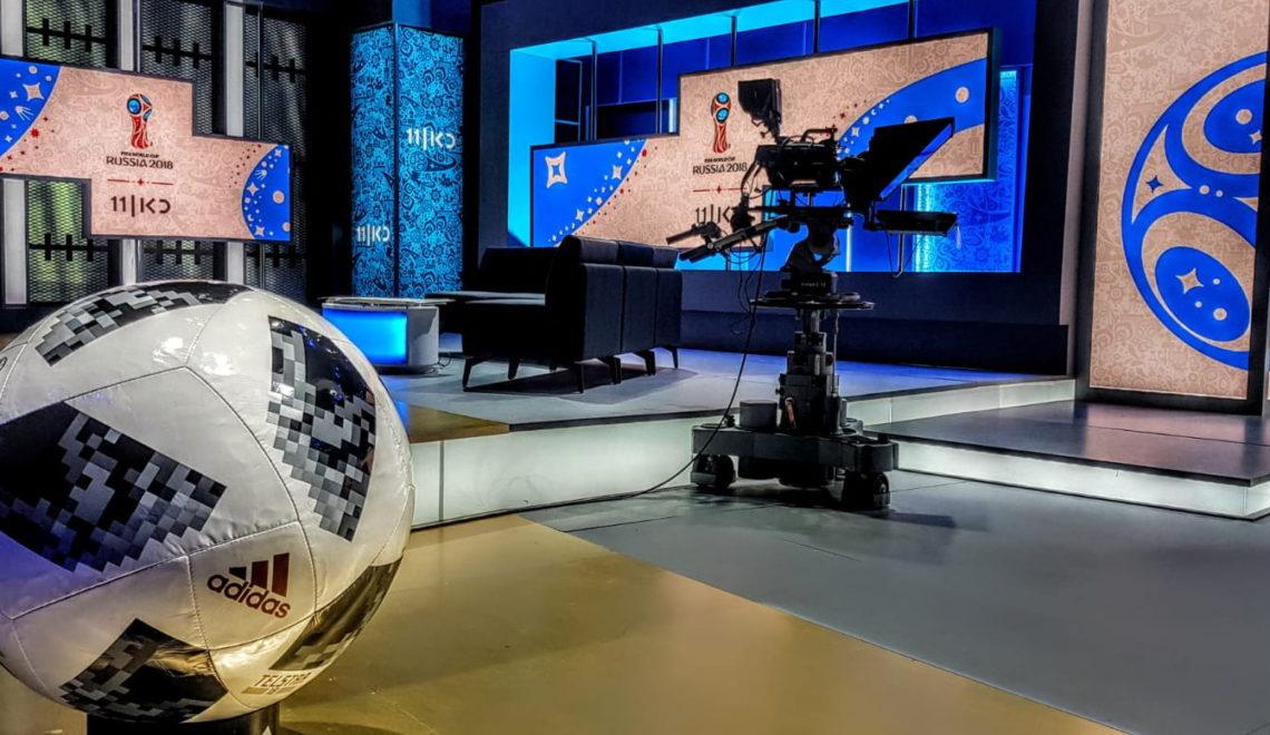 מונדיאל 2018 - הוקם אולפן ה-4k הראשון בארץ באולפני פתח תקווה