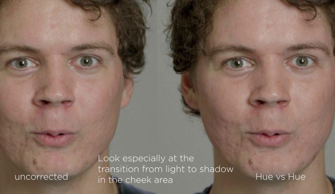 שתי דרכים להחלקת את גווני עור