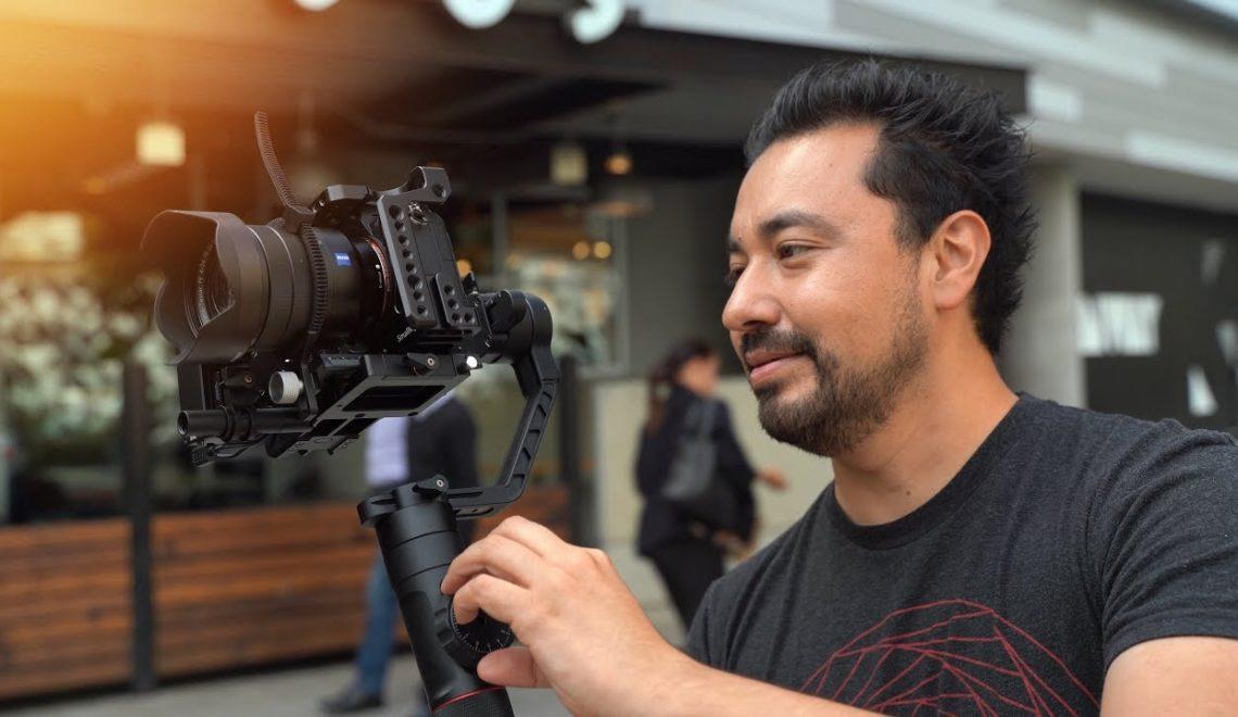 חמש טכניקות להשגת תמונה קולנועית עם מייצב