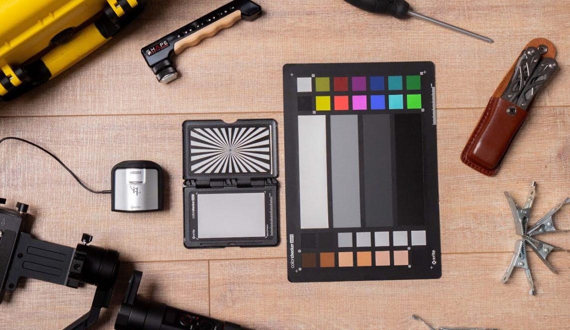 """פתרונות מבית """"X-rite"""" לשמירה על עקביות הצבע בסט ובפוסט"""