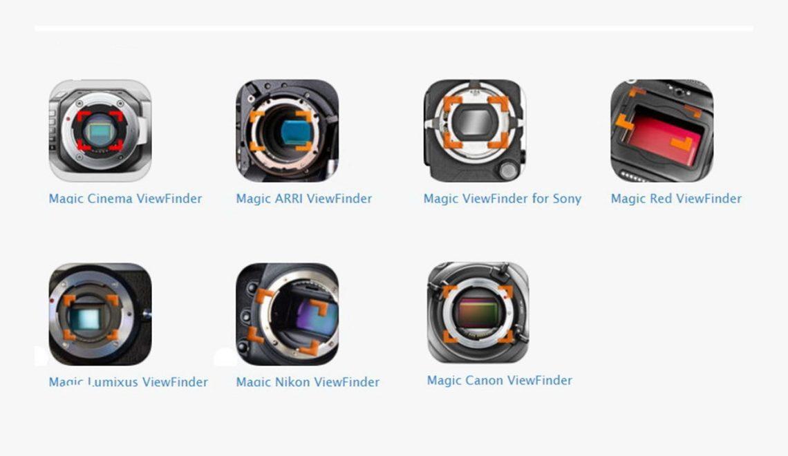 יישום חינמי לכל צלם או במאי לאיפון או אנדרואיד