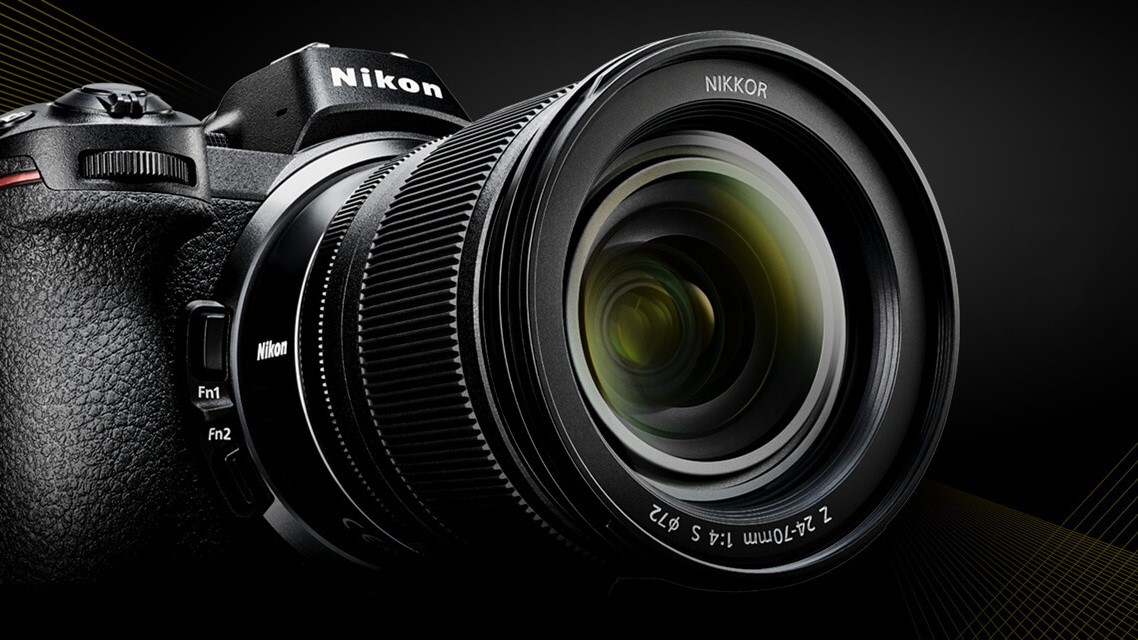ניקון השיקה הבוקר סדרה חדשה של מצלמות ללא מראה - סדרת Z