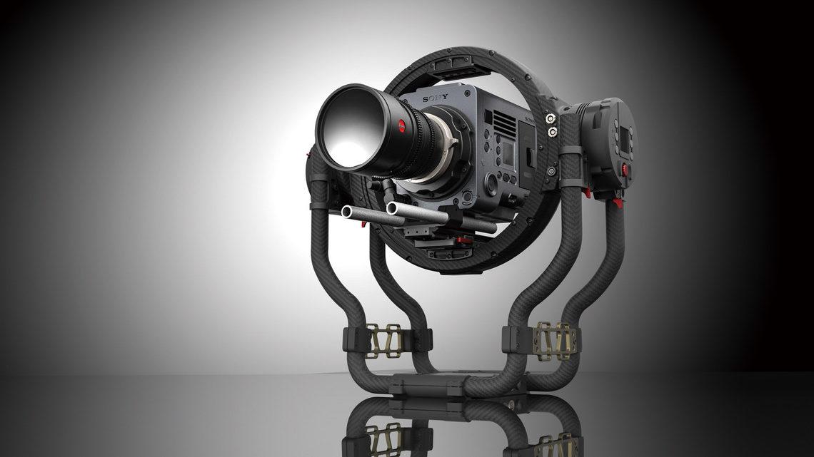 מערכת ייצוב למצלמות עד למשקל של 24 קילו