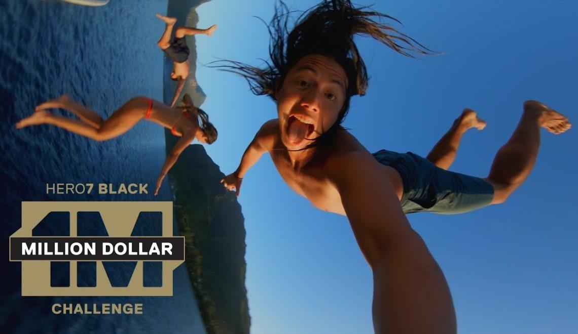אתגר מיליון הדולר של GoPro