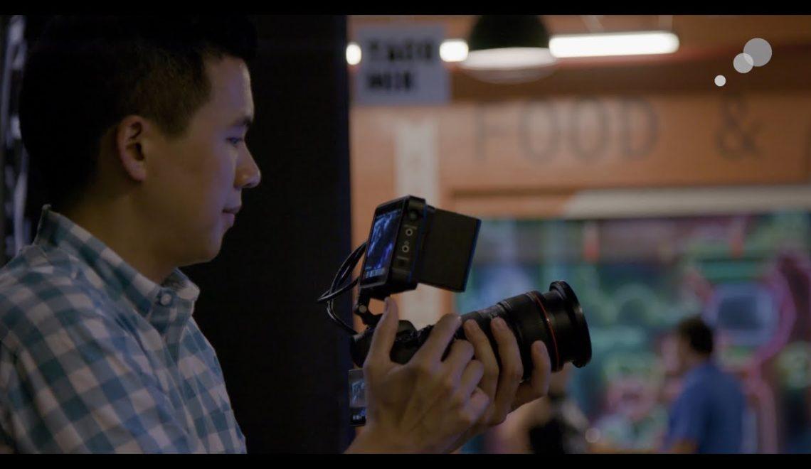 מבט ראשון במצלמת קנון (EOS R) החדשה מבחינת וידאו