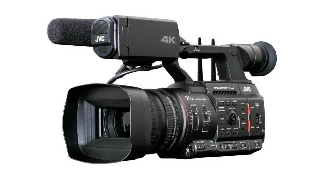 מצלמות 4k חדשות של JVC שיוצגו בתערוכת IBC