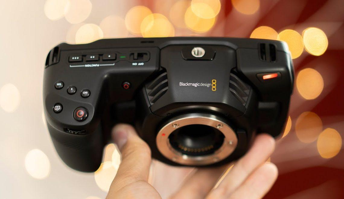 התרשמות ראשונה ממצלמת הפוקט של BlackMagic