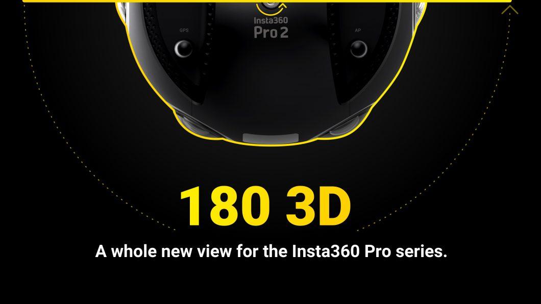 עדכון משמעותי למצלמות 360 מעלות של Insta360