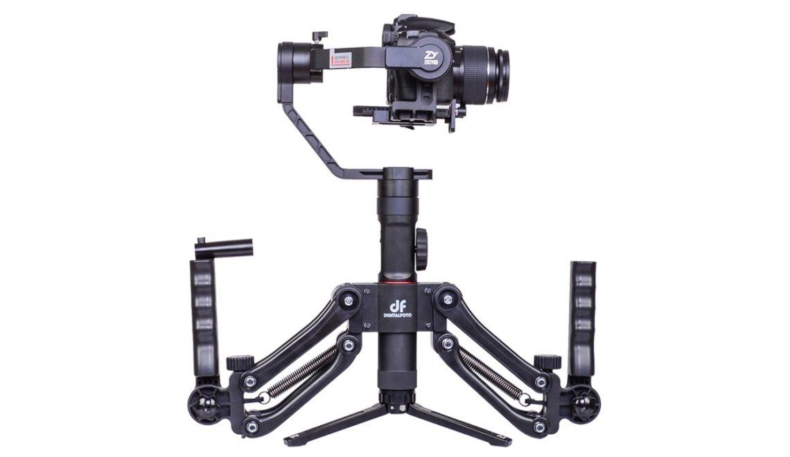 חשיבות הציר הרביעי במערכות ייצוב של מצלמות