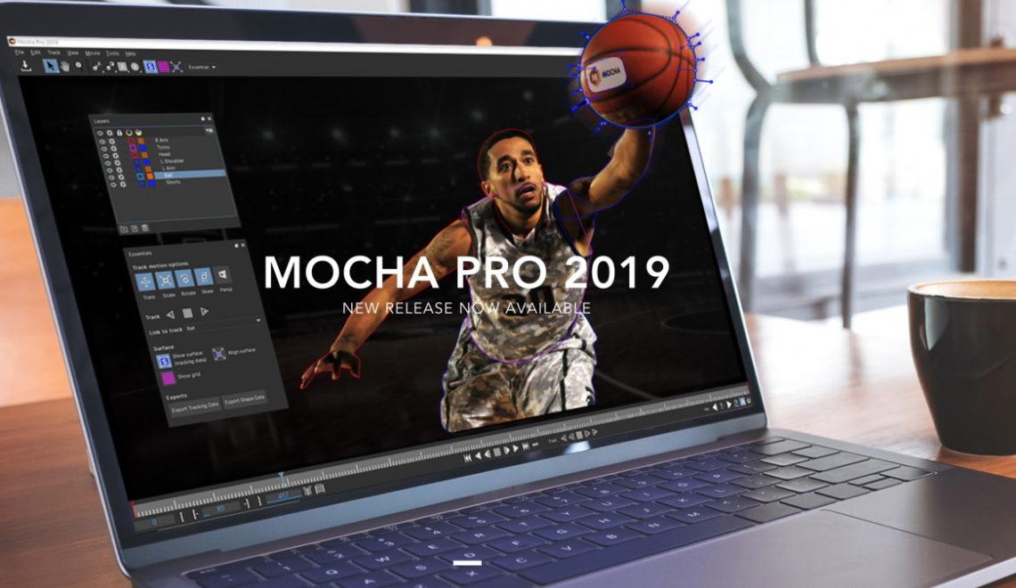 הושקה גרסה 6.0 של תוכנת Mocha Pro עם שם חדש