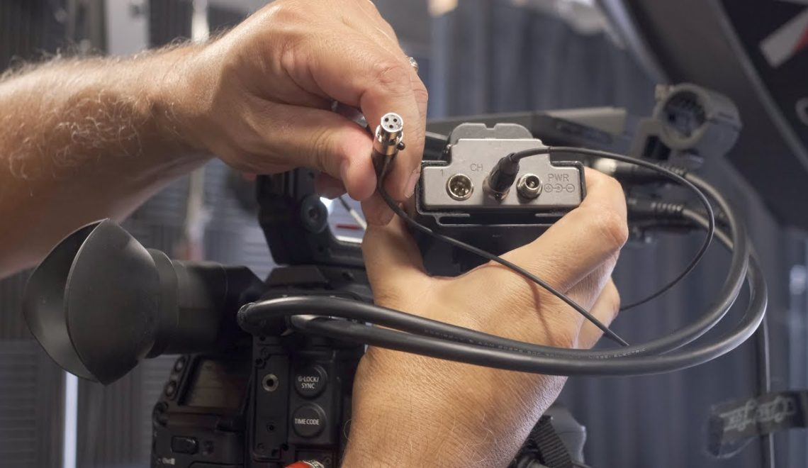 הקלטת ארבעה ערוצי סאונד במצלמות C300 MK II ו-C200