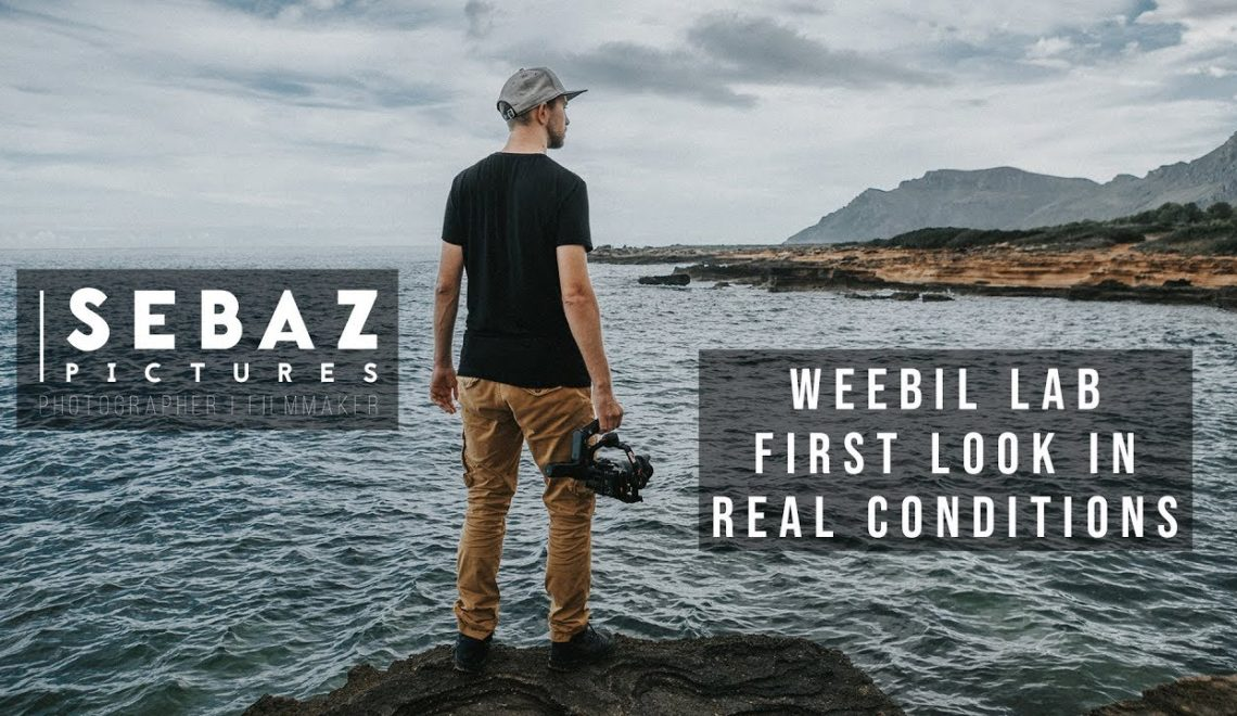סקירה של המייצב החדשני Weebill LAB