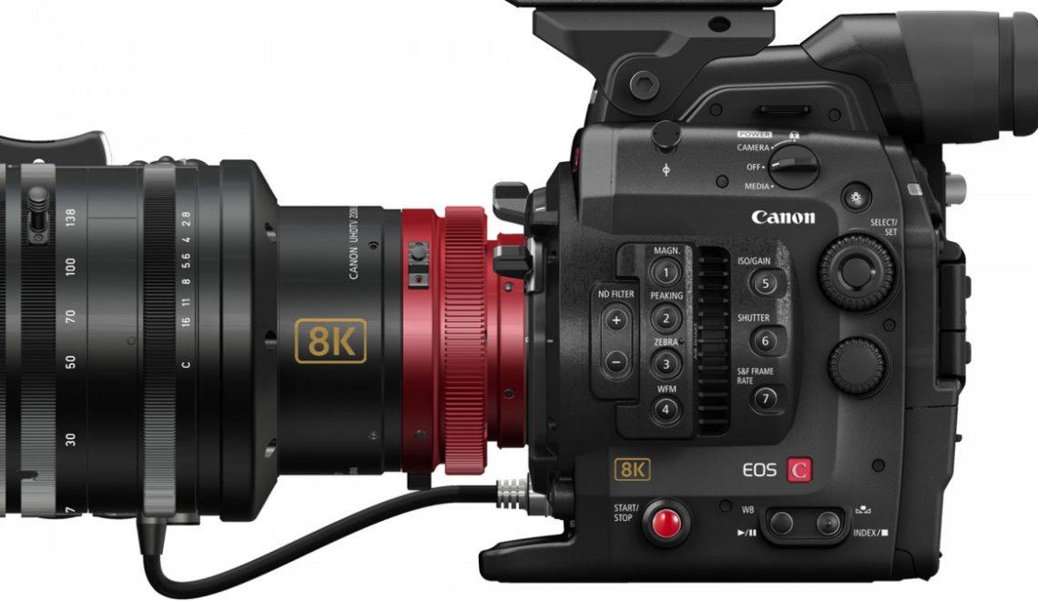 מצלמה באיכות גבוהה של חברת קנון תוצע לשיווק בשנת 2019