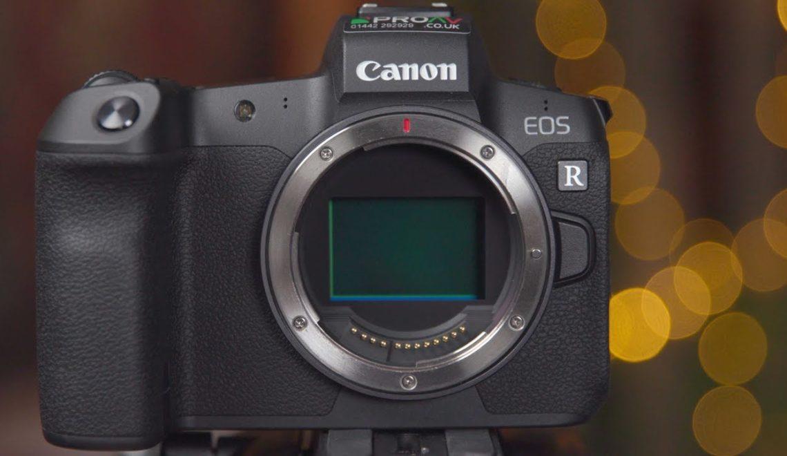 סקירת מצלמת קנון ה-EOS R