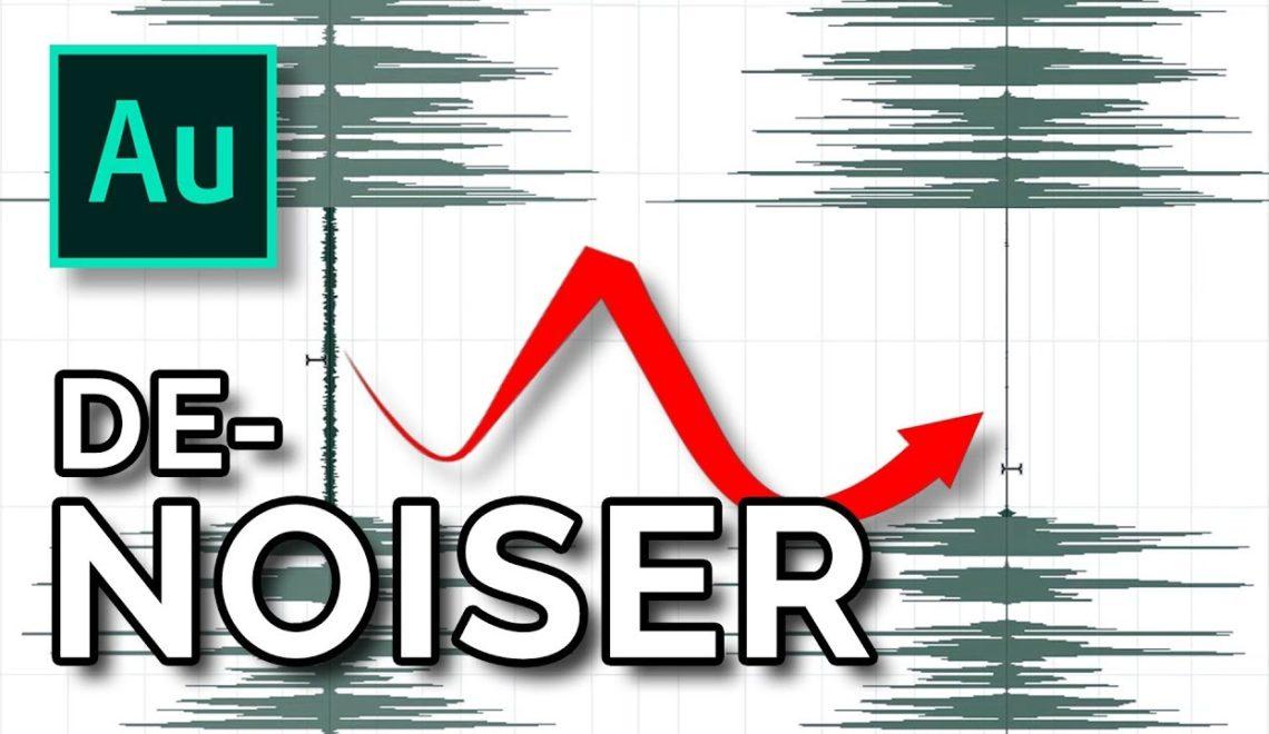 מערכת הפחתת הרעשים החדשה ב Audition