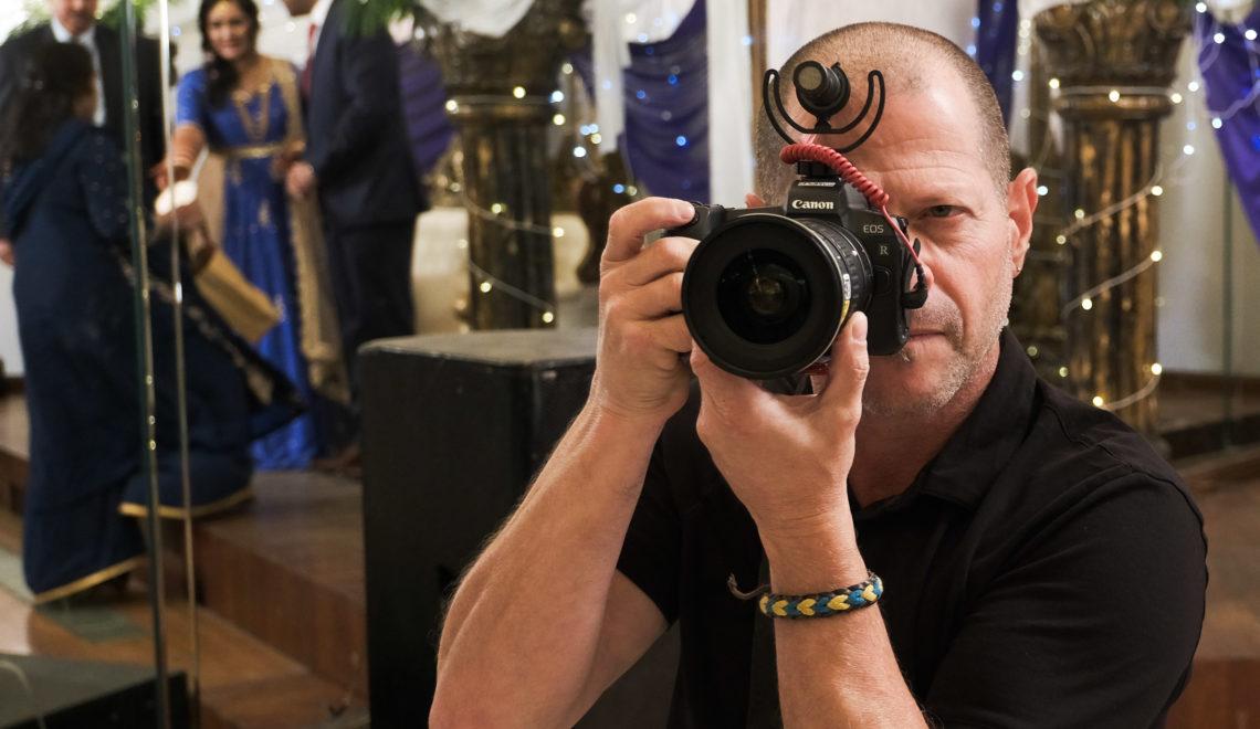 סקירה של מצלמת EOS R של קנון ומאחורי הקלעים איתה