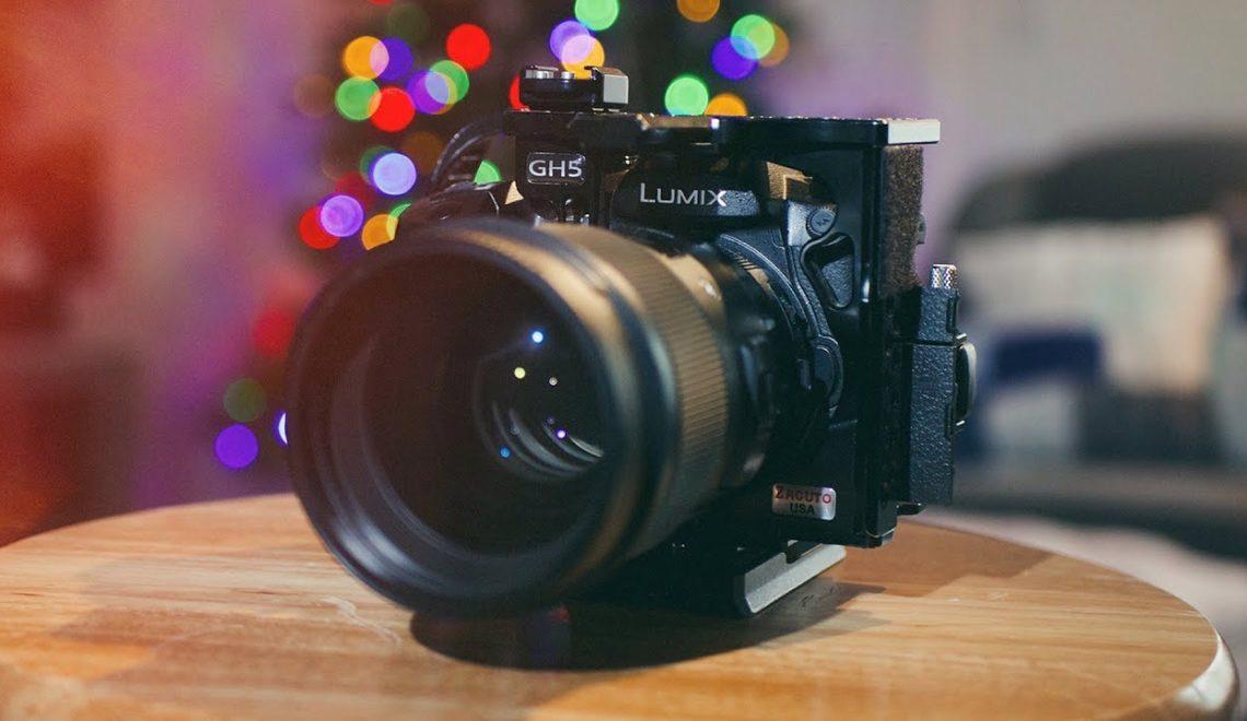 למה מצלמת GH5 היא עדיין המצלמה הטובה ביותר בשוק?