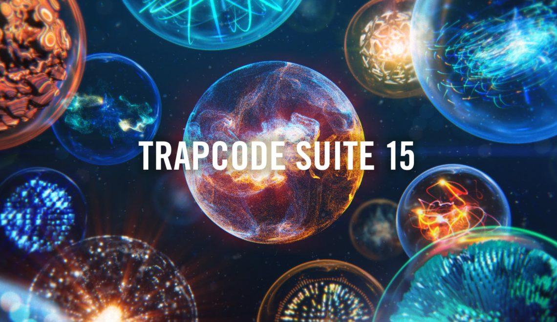 גרסה 15 של אוסף התוספים Trapcode Suite