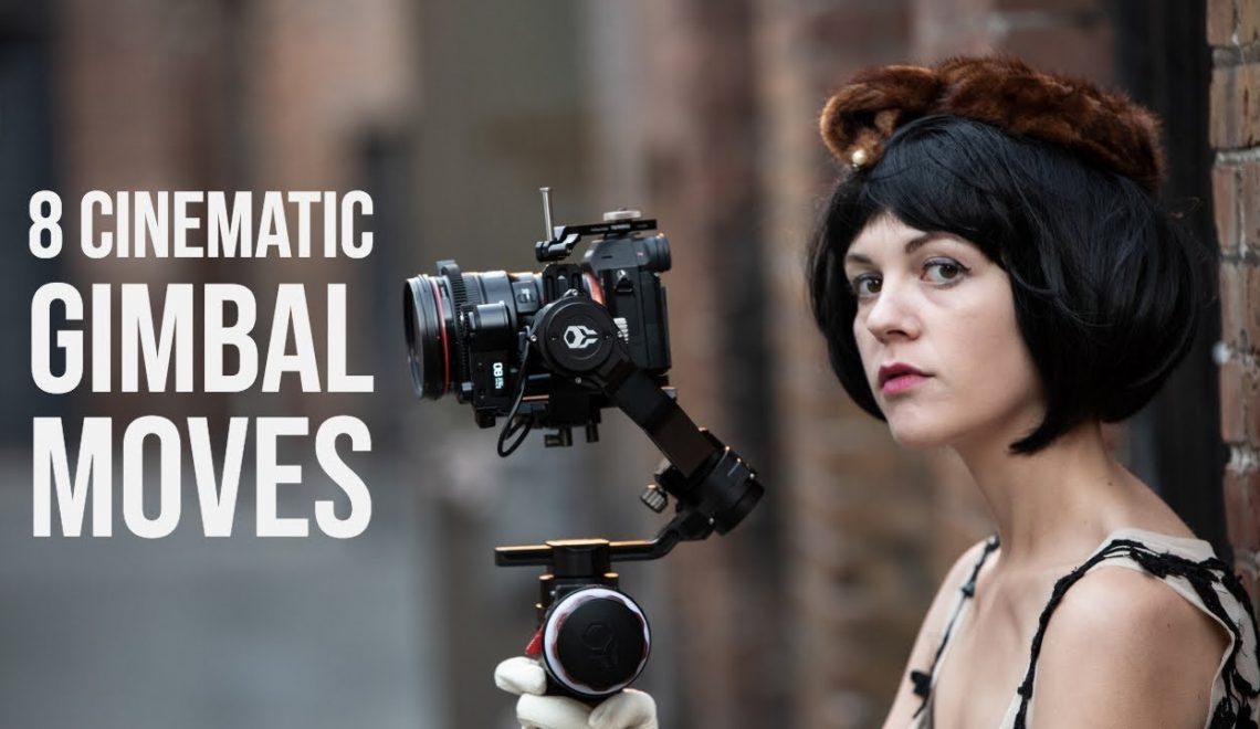 שמונה מצבים להשגת תמונה קולנועית עם מייצב