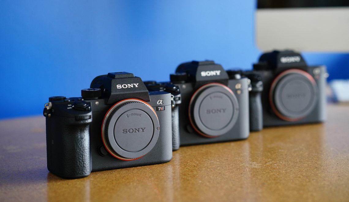 סוני משיקה עדכון חומרה למצלמת a9, a7 III ו-a7R III