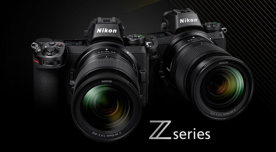 עדכון חומרה למצלמות Z6/7 של ניקון