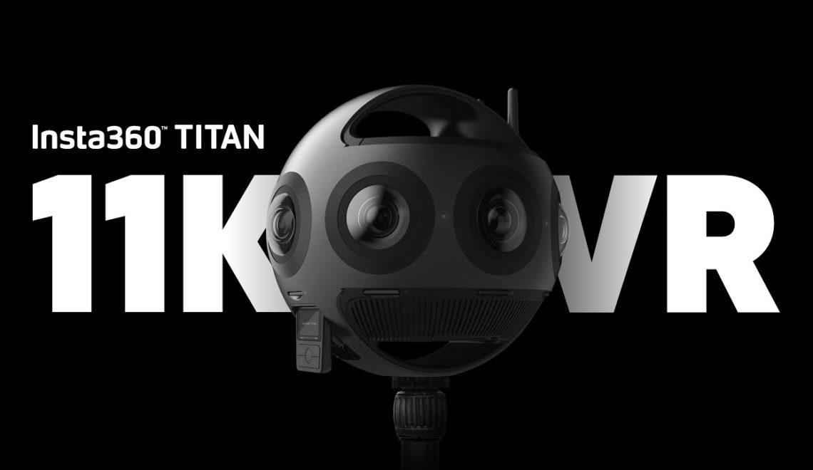 מצלמת 360 חדשה של Insta360