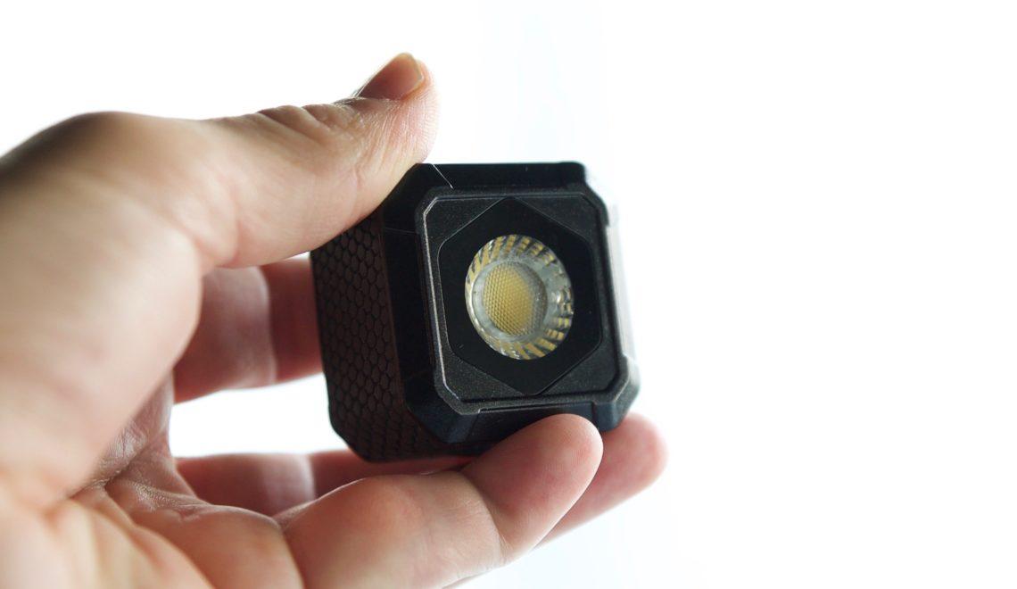 סקירה מקיפה של פנס התאורה הזעיר Lume Cube AIR