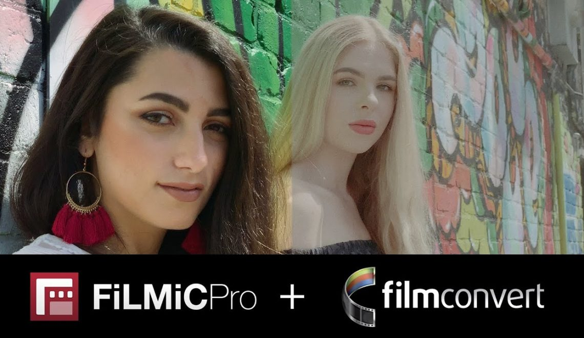 חברת FilmConvert השיקה עדכון פרופילים לגרסאות איפון האחרונות