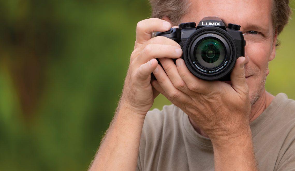 מצלמה באיכות 4k נוספת של פנסוניק במחיר נמוך מ1,000 דולר