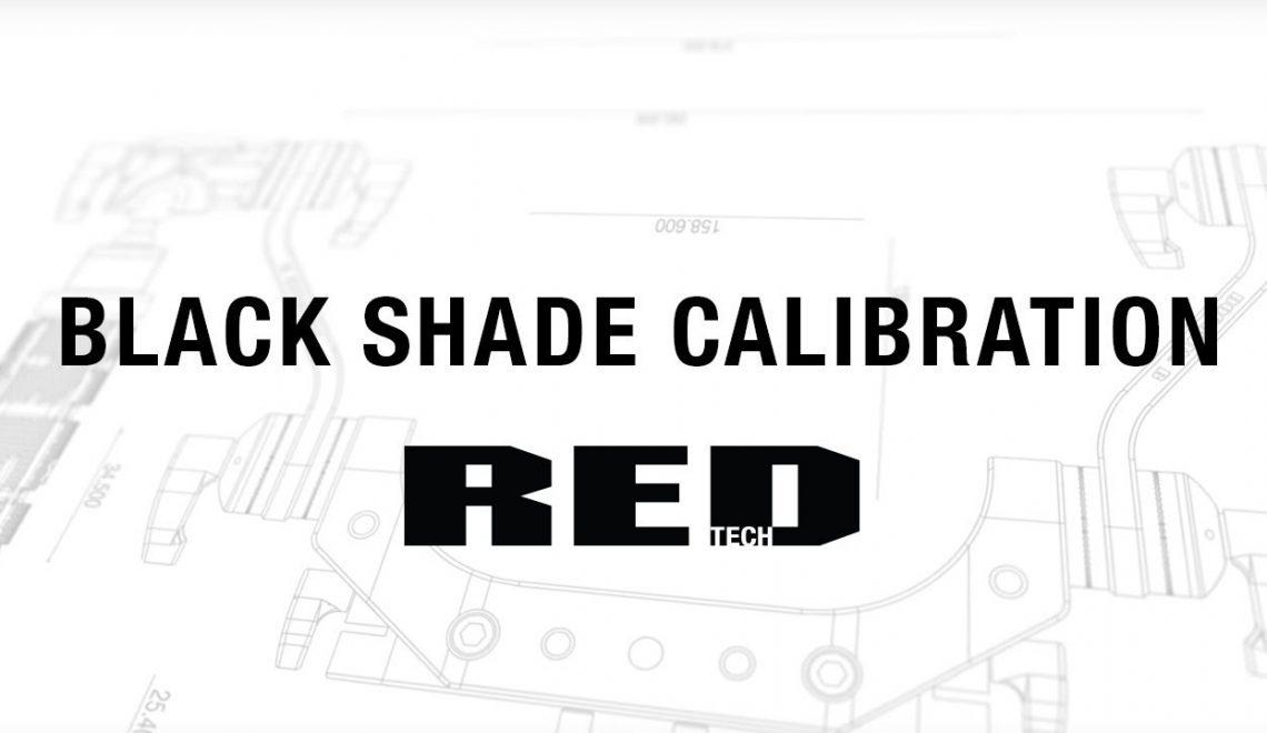 מדריך לכיול חשוב למצלמות RED