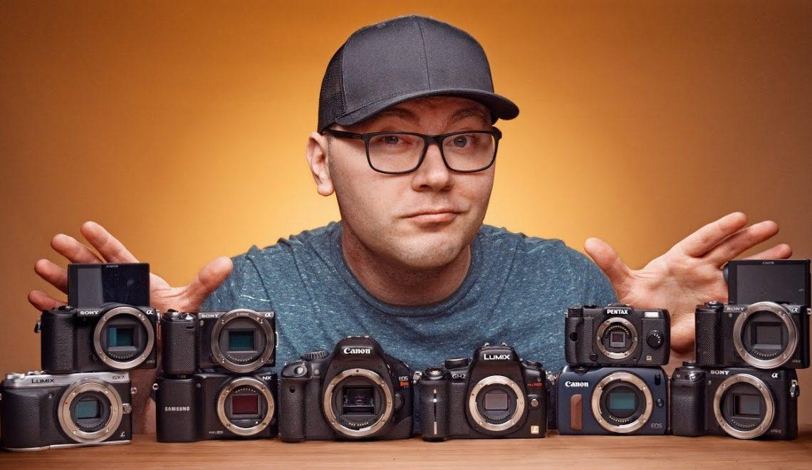 עשר מצלמות סטילס לצילום וידאו בפחות מ300 דולר