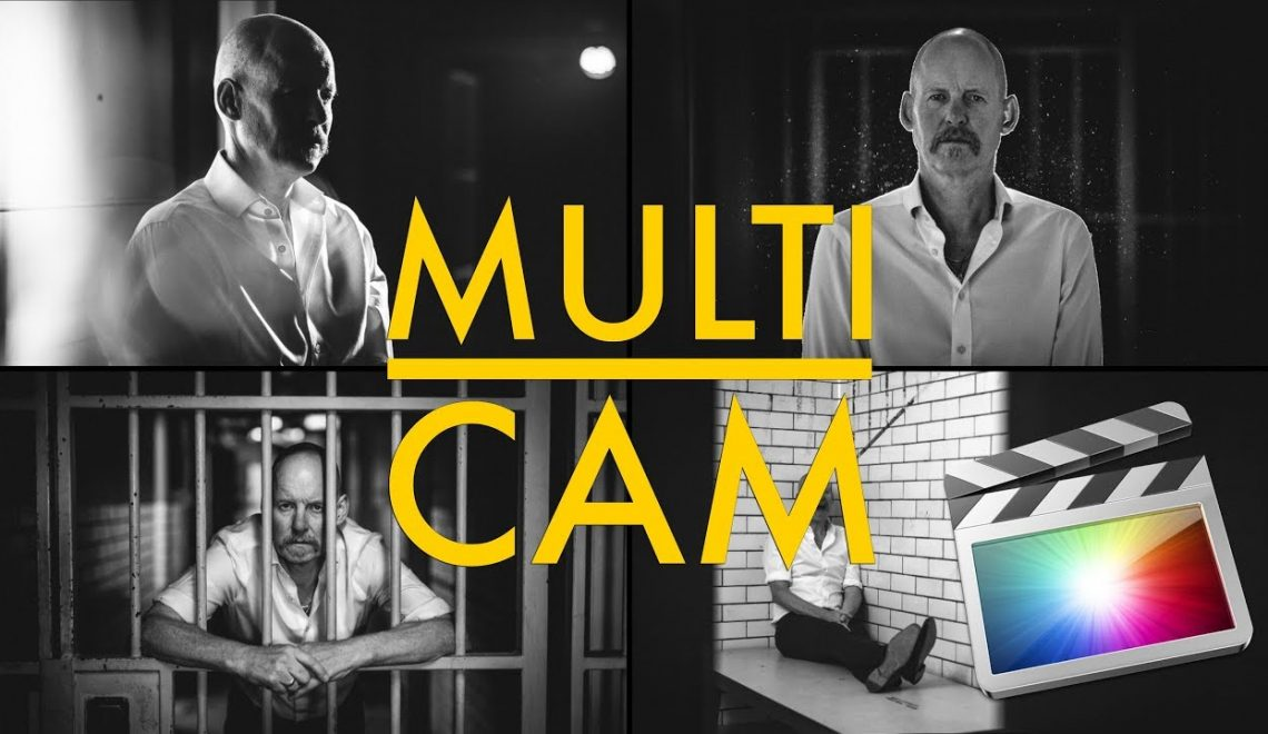 יכולת multi-cam ב-FCPx וטיפים לשימוש בה