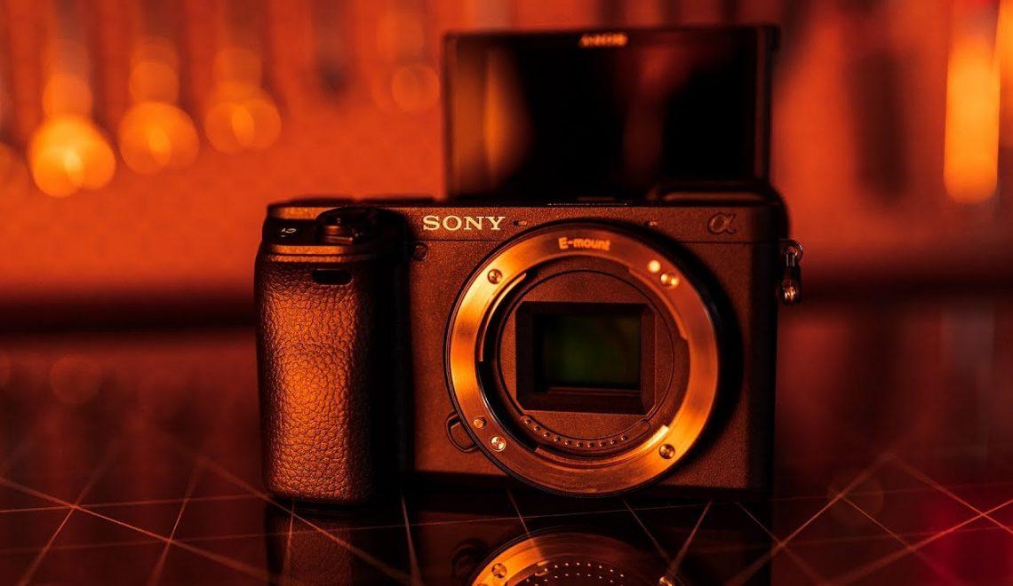 סקירה של המצלמה החדשה של סוני a6400