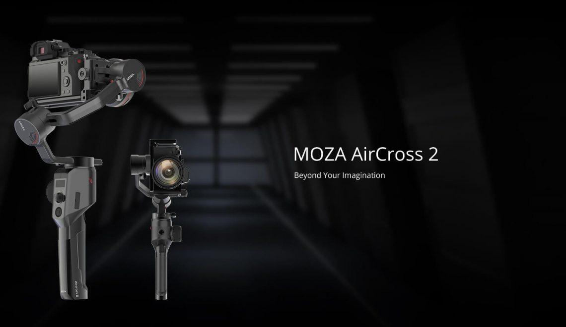 הושק המייצב AirCross 2 של Gudsen
