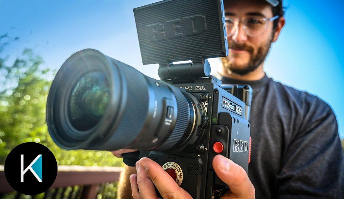 האם שווה לרכוש מצלמה של RED ב-2019?
