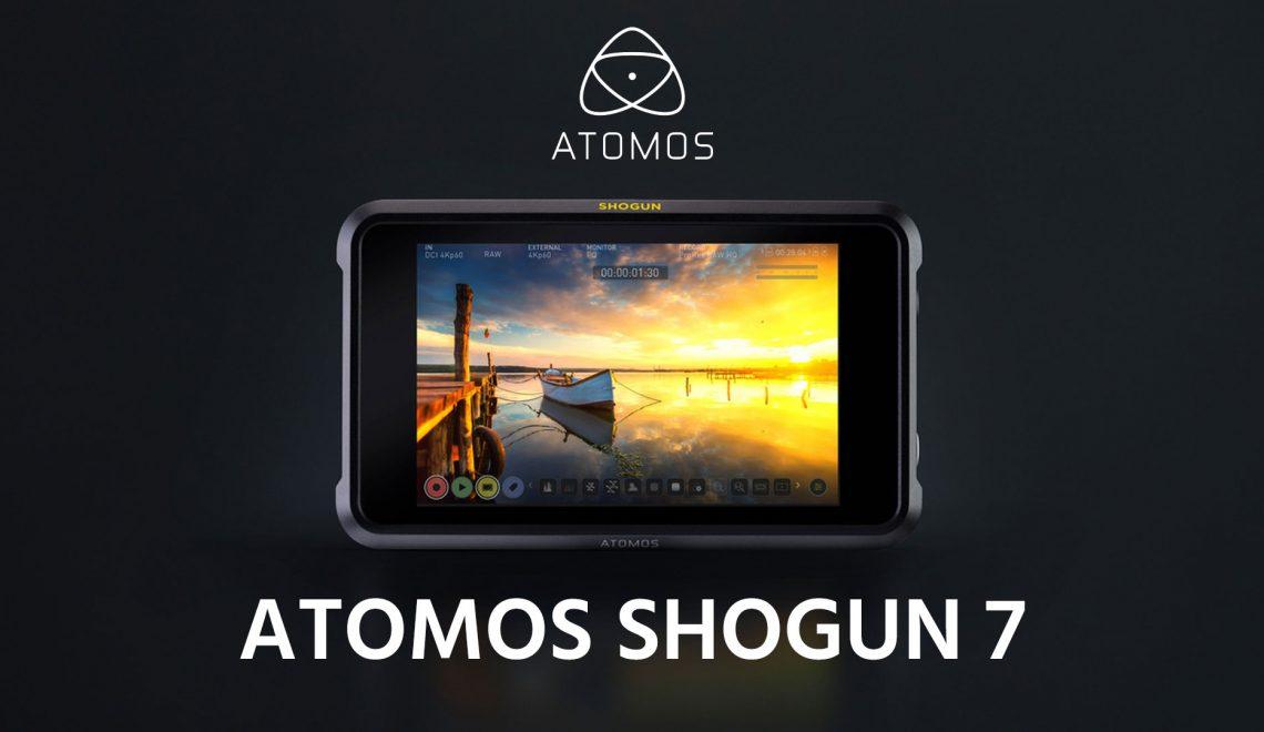 חברת Atomos משיקה מוניטור מקליט 7 אינץ׳