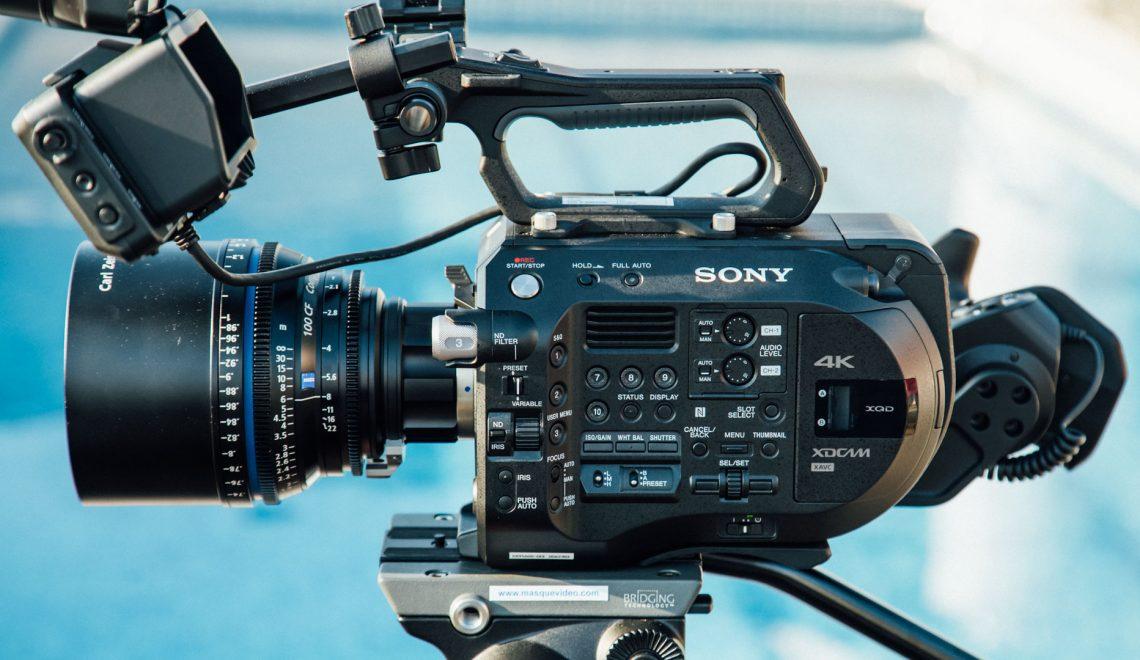 ערכת ENG למצלמות סוני FS7