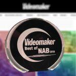 המוצרים הטובים ביותר ב-NAB לפי אתר VideoMaker