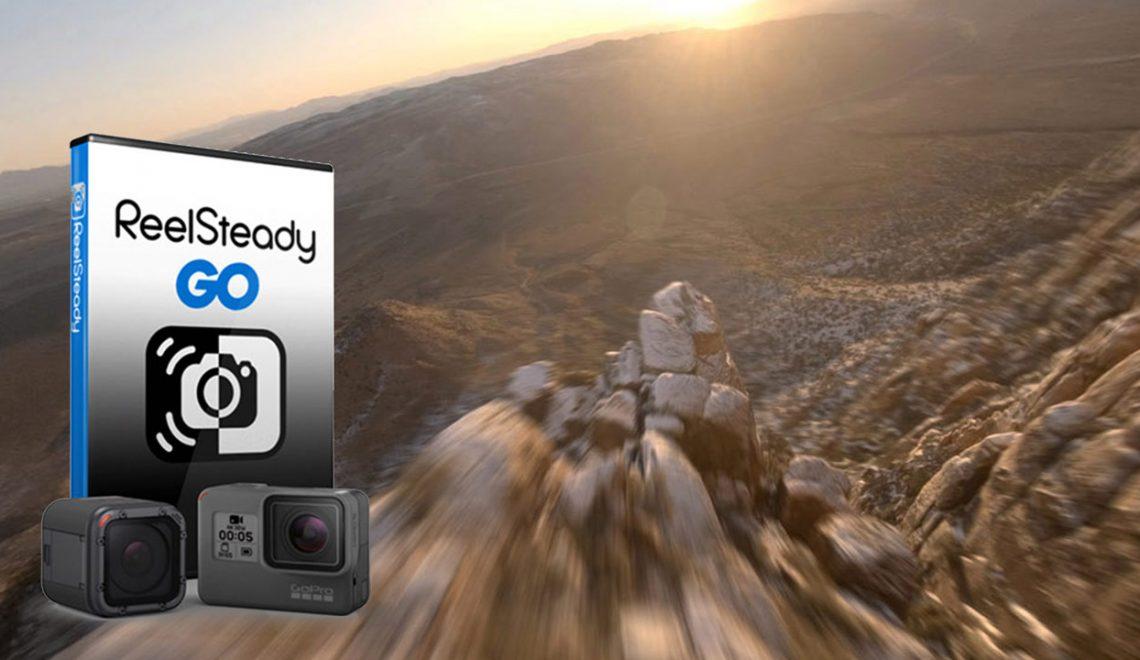 תוכנת יצוב חומרי גלם שצולמו עם מצלמות GoPro