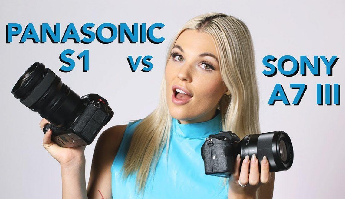 השוואה בין מצלמת S1 למצלמת a7 III