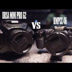 סיכום של סדרת ההשוואות בין מצלמת הפוקט למצלמת URSA mini Pro M2