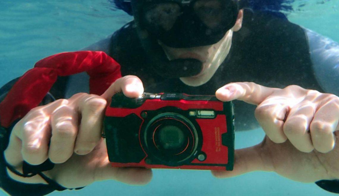 אולימפוס משיקה את TG-6 – מצלמה מוקשחת