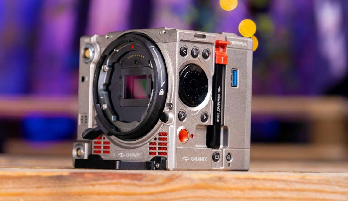 אפשרות הקלטה 4444 עם מצלמת TERRA