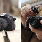 דלפו המפרטים של מצלמת EOS 90D ו-EOS M6 Mark II