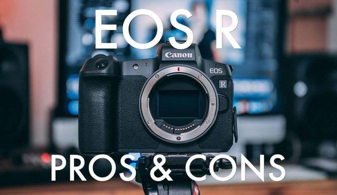 יתרונות וחסרונות של EOS R